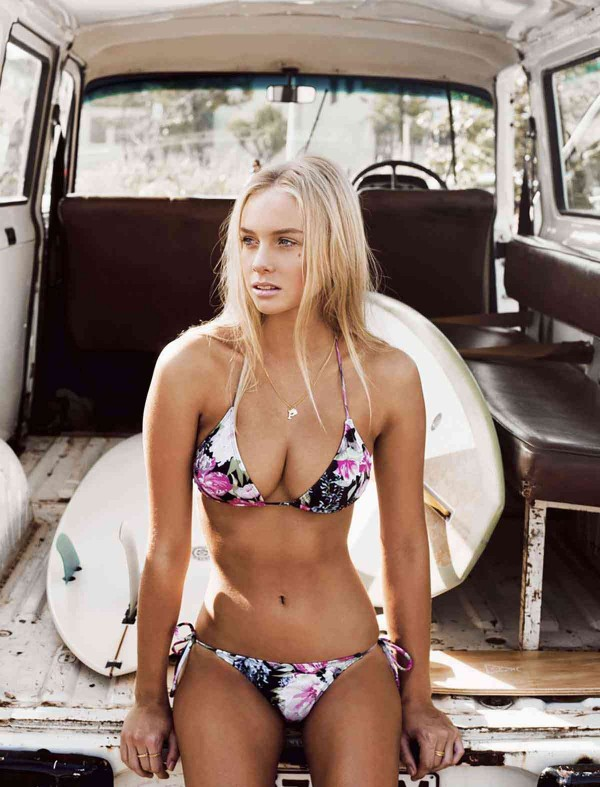 ReyonGO Şık Bikini üst