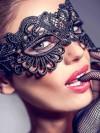 ReyonGO Şık Dantel Göz Maskesi