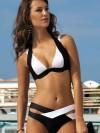 ReyonGO Siyah Beyaz Özel Tasarım Bikini