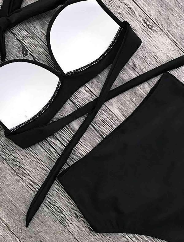 ReyonGO Siyah Bikini Alt